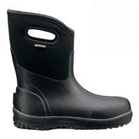 bogs ultra mid black neoprenestovel